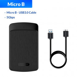 ORICO 2020U3 Mobile External HDD Enclosure Box  Case Caddy USB-3-0-Hard-Disk-Case