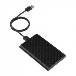 Lenovo S-02 2.5 inch Portable Mobile External HDD Enclosure Box