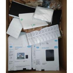 West Digital Elements HDD Box